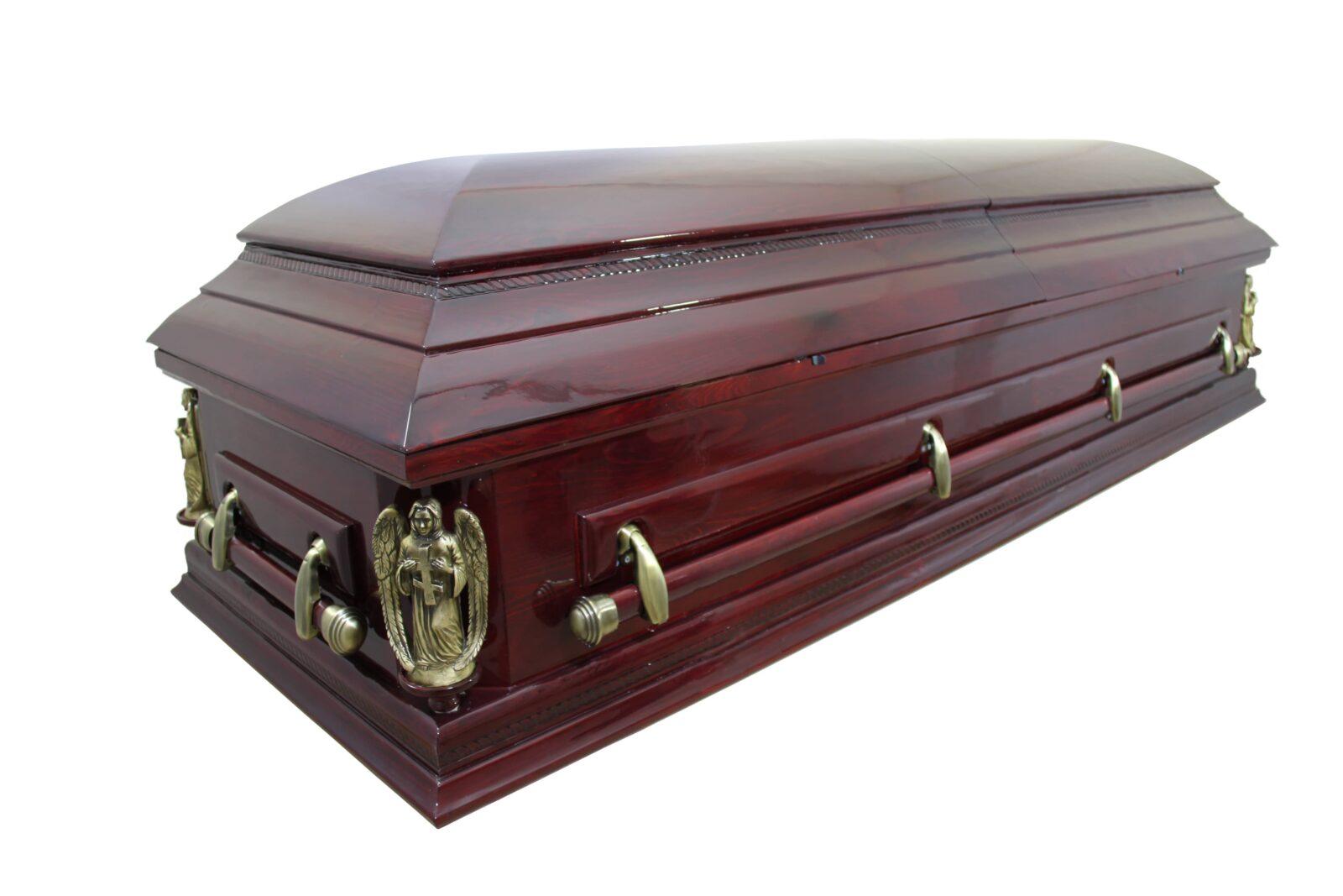 Гроб Виктория темный